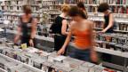 Die Kornhausbibliothek in Bern.