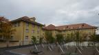 Das Munzinger Schulhaus in Bern.