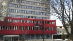 Das ehemalige Institutgebäude in Giffers wird zum Aslyzentrum des Bundes.