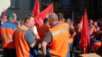 Bieler Stadtangestellte und ihre Gewerkschaften wehren sich gegen Leistungs- und Stellenabbau.