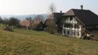 Dieser Bauernhof wäre vom BLS-Depot in Riedbach betroffen.