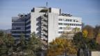 Das Gebäude des ehemaligen Zieglerspitals wird temporär zum Bundeszentrum für Asylsuchende.