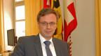 Bernischer Polizeidirektor Hans-Jürg Käser