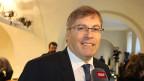 Walliser Staatsrat Jean-Michel Cina