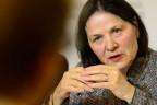 Esther Waeber-Kalbermatten möchte für eine weitere Amtstszeit kandidieren.