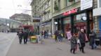 Die Filiale in der ehemaligen Markthalle beim Bahnhof Bern soll schliessen.