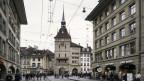 Polit-Forum Käfigturm in der Stadt Bern