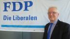 Pierre-Yves Grivel ist auf der Suche nach Frauen für die FDP.