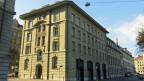 Im Gebäude an der Nägeligasse befand sich früher die Sanitätspolizei.