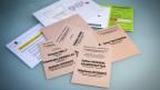 Über 100 Wahlzettel sind im Wallis gefälscht worden.