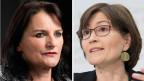 Christine Häsler und Regula Rytz als grüne Regierungsratskandidatinnen?