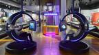 Ein Blick ins neue Museum für Kommunikation.