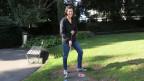 Céline Curty schrieb eine Arbeit über City-Golf.