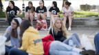 Können Geld erhalten, wenn sie ihre kulturellen Projekte realisieren wollen: Jugendliche in der Stadt Bern.
