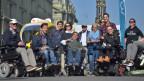 Sie erkunden für andere und für sich die Stadt Bern.
