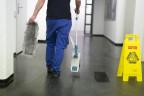 Nur noch zwei Firmen putzen beim Kanton Bern