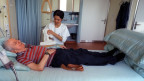 Geriatrie-Patienten in Merlach werden auf andere Spitalstandorte verteilt.