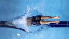 Die Pläne für eine neue Schwimmhalle in Heimberg könnten ins Wasser fallen.