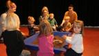 Das Programm eignet sich teilweise für Zweijährige oder noch jüngere Kinder.