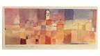Paul Klee, Ansicht v. Kairuan, 1914, 73