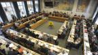 Eine Mehrheit des Landrats stellte sich hinter Angela Weirich