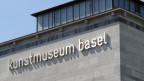 Fassade des Kunstmuseums