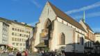 Das Café in der Barfüsserkirche wird geschlossen