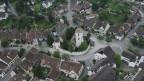 Luftaufnahme von Muttenz