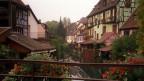 Colmar ist das Zentrum des Departements Bas-Rhin
