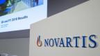 Novartis steigert den Umsatz.