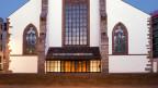 Die Fassade des Historischen Museums.