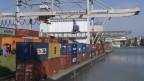 Die Firma Swissterminal gehört zu den Kritikern des geplanten Containerterminals.