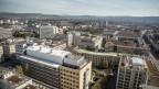 Das Klybeck-Areal im Norden Basel ist eines der grössten Entwicklungsgebiet in Basel-Stadt