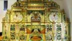 Mortier-Orgel im Musikautomaten-Museum.
