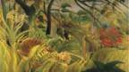 Henri Rousseau: Surpris!, 1891.