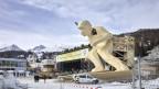Edy bleibt in St. Moritz