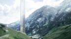 Der Bau des Turmes in Vals verzögert sich weiter.