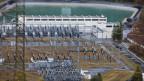Kraftwerk in Scoul.