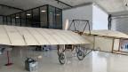 Historische Flugzeuge im Fliegermuseum Altenrhein.