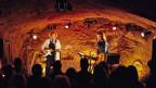 Im Sandsteinkeller finden vor allem Konzerte statt.