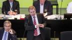 Marcel Schwerzmann verteidigt die Nachwahlumfrage