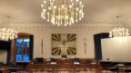 Gerichtssaal Urner Obergericht