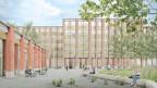Siegerprojekt Neubau Kanti Ausserschwyz