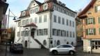 Das Rathaus Sarnen, wo der Obwaldner Kantonsrat tagt.