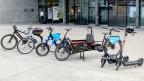 Nach den E-Trottinetts folgen die E-Bikes in Zug.