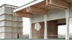 Das neue Recyclingcenter wird aus Luzerner Holz im Minergiestandard gebaut.