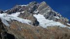 Gletscher im Urner Voralptal.