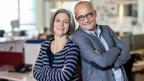 Anna und Andreas Hug führen den Betrieb seit dem 1. Januar 2020 gemeinsam.