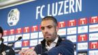 Der neue FCL-Trainer Fabio Celestini
