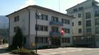 Das Gemeindehaus von Stansstad